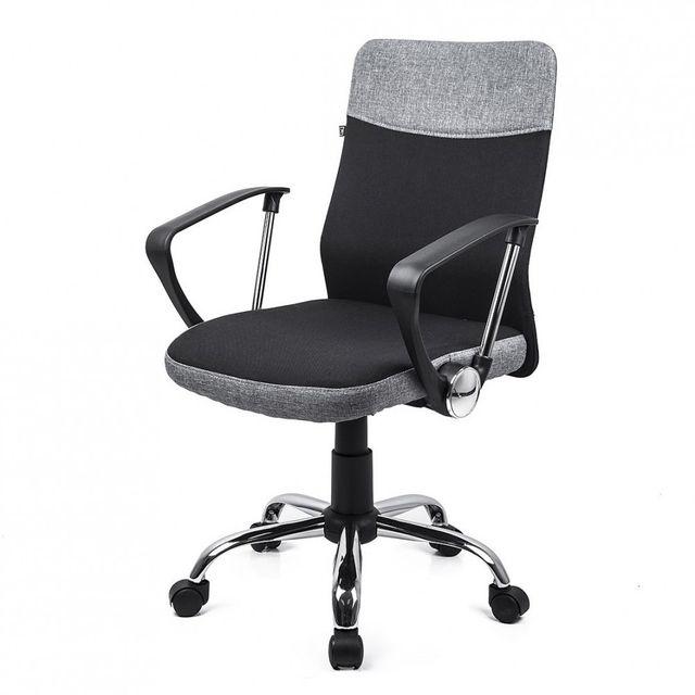 Homekraft Davik Chaise De Bureau Ergonomique Confort Support Du