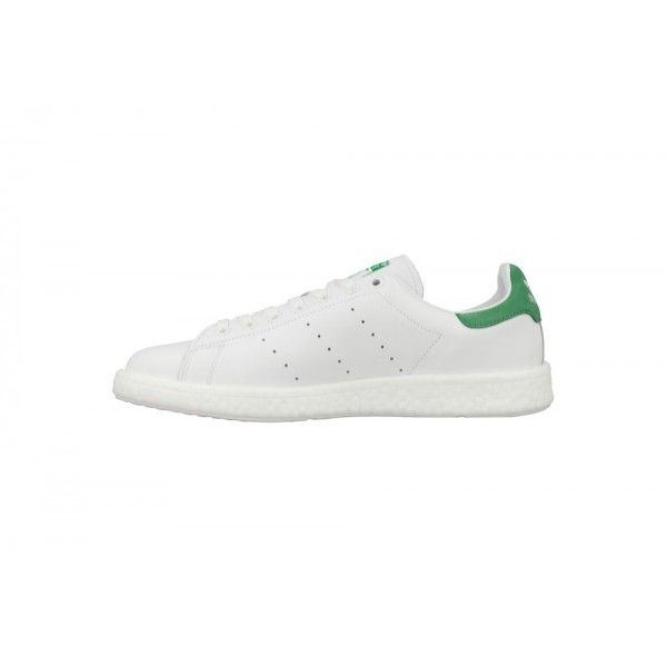 Adidas originals - Basket Stan Smith Boost - Ref. Bb0008 Blanc - pas cher Achat / Vente Baskets homme - RueDuCommerce