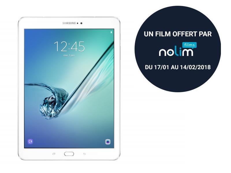 """Galaxy Tab S2 - 9,7"""" - 32 Go - Blanc"""