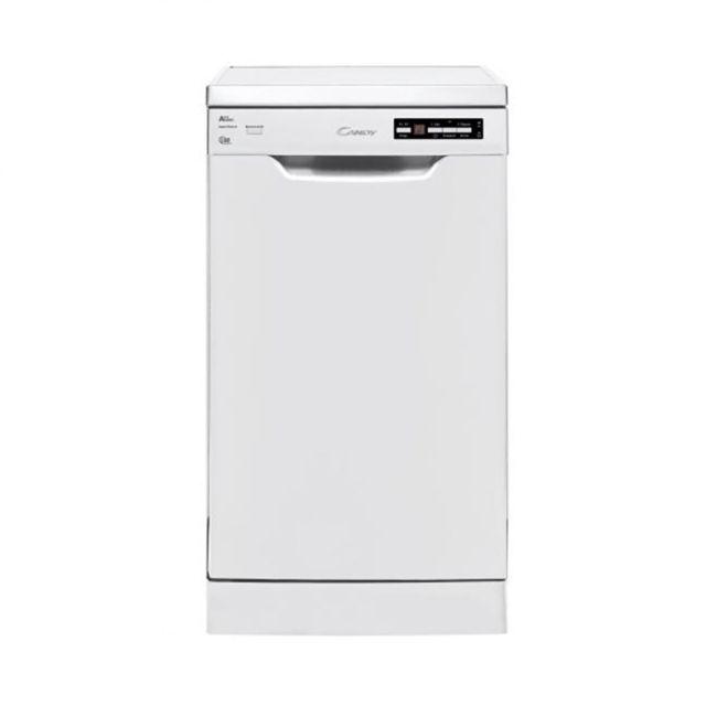 candy lave vaisselle posable blanc 47db a 10 couverts 45cm 7 programmes achat lave vaisselle. Black Bedroom Furniture Sets. Home Design Ideas