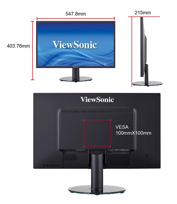 Écran PC LED 24