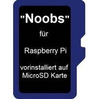 Raspberry - Système d'exploitation Pi® Pi® Rb-noobs-PI3 1 pc s