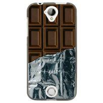 Kabiloo - Coque souple pour Acer Liquid M320 avec impression Motifs tablette de chocolat