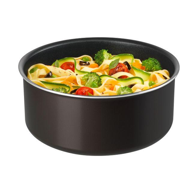 TEFAL - INGENIO SO INTENSIVE - Set 3 casseroles 16/18/20 cm + poignée amovible - L6139503