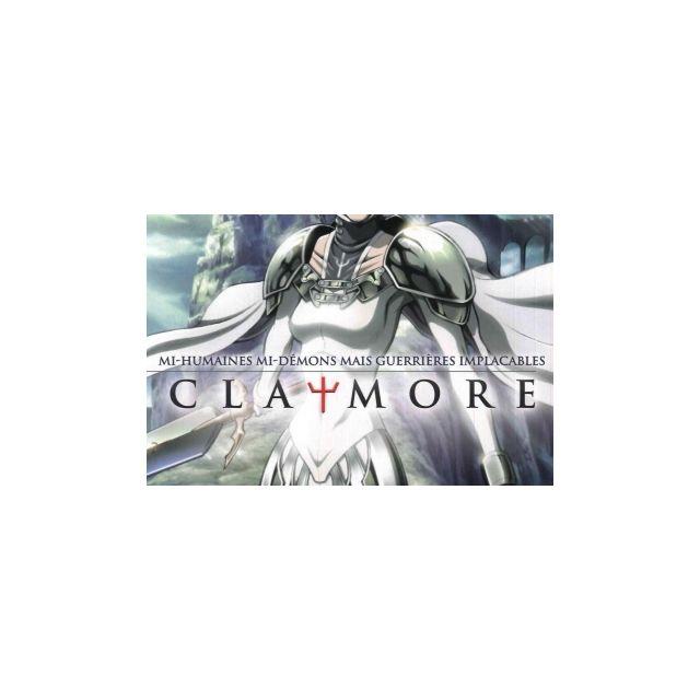 Gamesland Dvd - Claymore Coffret 1/2