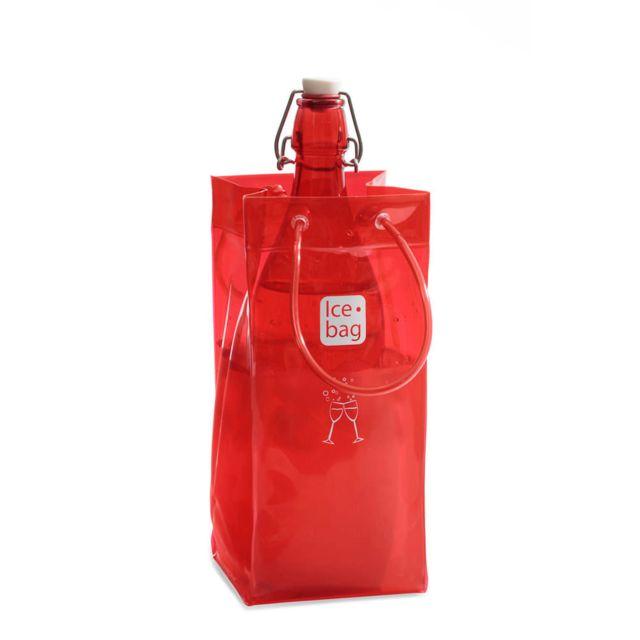 Ice bag seau cherry pas cher achat vente rafraichisseur de bouteille rueducommerce - Ice bag pas cher ...