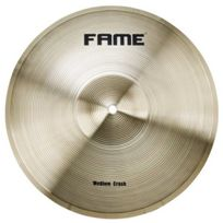 """Fame - Cymbale Crash 12"""" Brillante"""