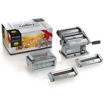 Marcato - coffret machine à pâtes + 6 accessoires - multipast