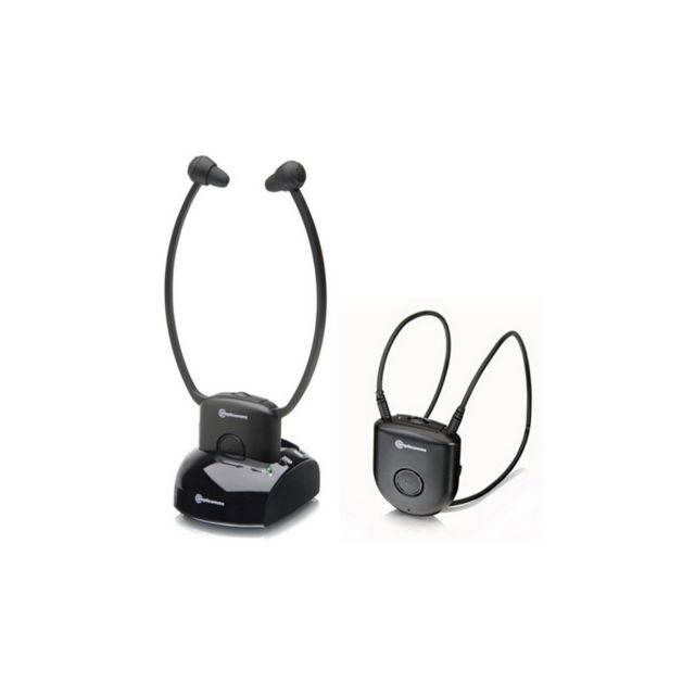 Amplicomms Casque Tv 210 duo induction