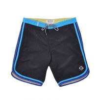 Iron And Resin - Boardshort Jacobs - Black