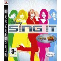 Buena Vista - Sing It Featuring Camp Rock Bundle - PS3