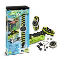 Revell - Montre à monter Make your Watch : Vert et noir