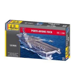 heller maquette bateau porte avions foch pas cher achat vente bateaux rueducommerce. Black Bedroom Furniture Sets. Home Design Ideas