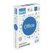 Rey - Ramette papier Office A4 80 gr - 500 feuilles - blanc