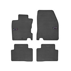 dbs tapis voiture auto caoutchouc sur mesure pour nissan qashqai 2 de 11 2013 2018 4. Black Bedroom Furniture Sets. Home Design Ideas