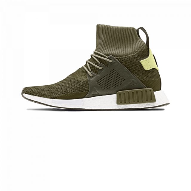competitive price 90a7c 4ceed Adidas originals - Basket Nmd Xr1 Winter - Ref. Cq3074 Vert - pas cher Achat    Vente Baskets homme - RueDuCommerce