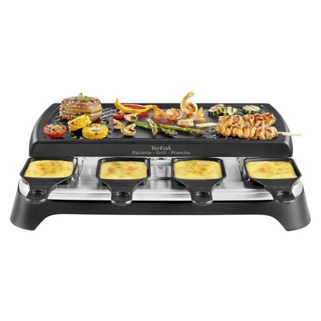 Tefal Re459812 Raclette Achat Raclette, crêpière