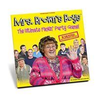 """Paul Lamond - Jeu de société """"Mrs Brown's Boys Ultimate Feckin"""