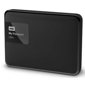 WESTERN DIGITAL - Disque dur externe - 1 To - WDBGPU0010BBK - Noir
