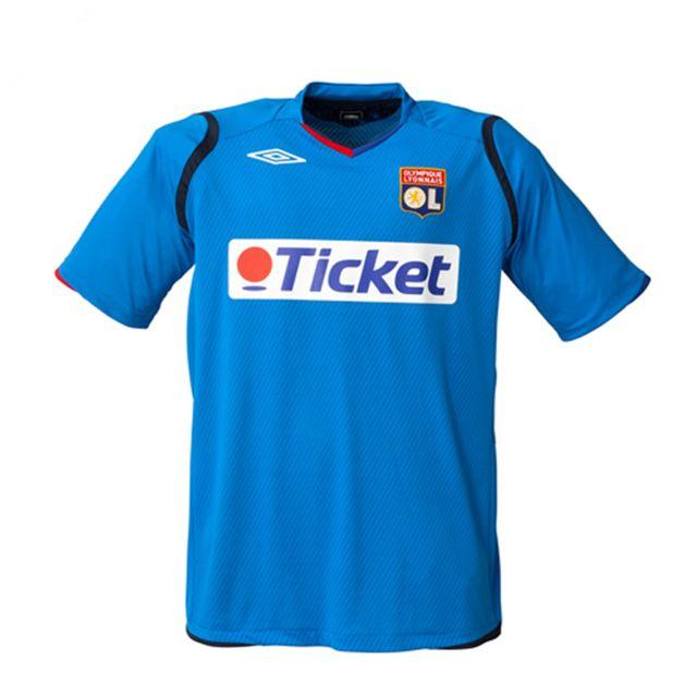 maillot entrainement Olympique Lyonnais achat