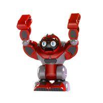 BAMBOO - Robot humanoïde rouge - BAM00