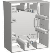 Arnould - Espace évolution cadre 1 poste saillie blanc