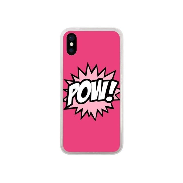 coque iphone x comics