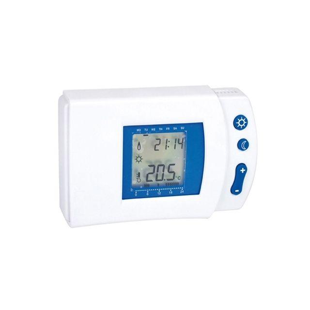 thermostat digital programmable ensto eco 16 lcd vendu par. Black Bedroom Furniture Sets. Home Design Ideas
