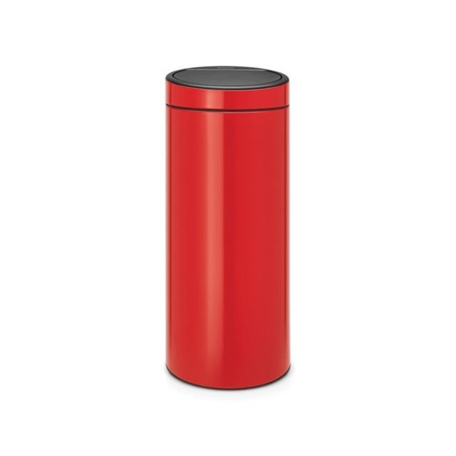 BRABANTIA Touch Bin New, 30L - Passion Red
