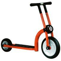 Italtrike - trottinette 2 roues 2/4ans orange