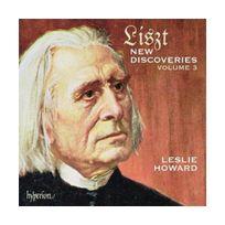 Hyperion - Pièces Retrouvées De Liszt, /Vol.3