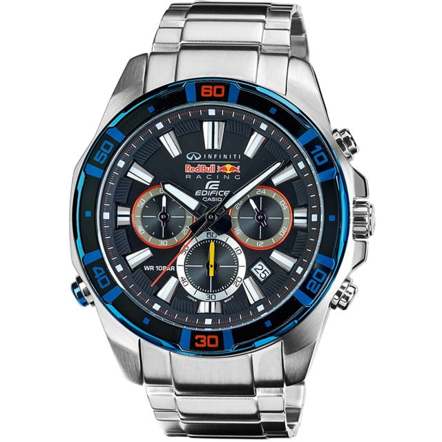 Casio Montre homme R.Edifice Col.RED Bull Racing Ed.L Efr  PWge0