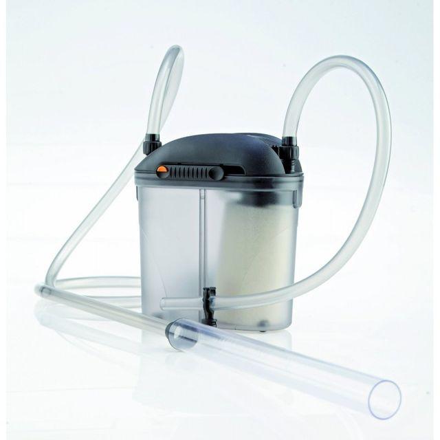 Aqua Occaz Aspirateur de sol d aquarium 300 l/h : le meilleur aspirateur