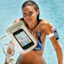Kas Design - iSwim, Etui Etanche Pour iPod et Mp3