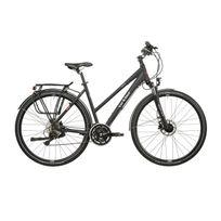 Ortler - Ardeche - Vélo de trekking - noir