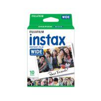 FUJI - Instax Film Wide Monopack 10 Vues