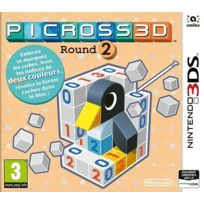 Nintendo - Picross 3D Round 2 3DS