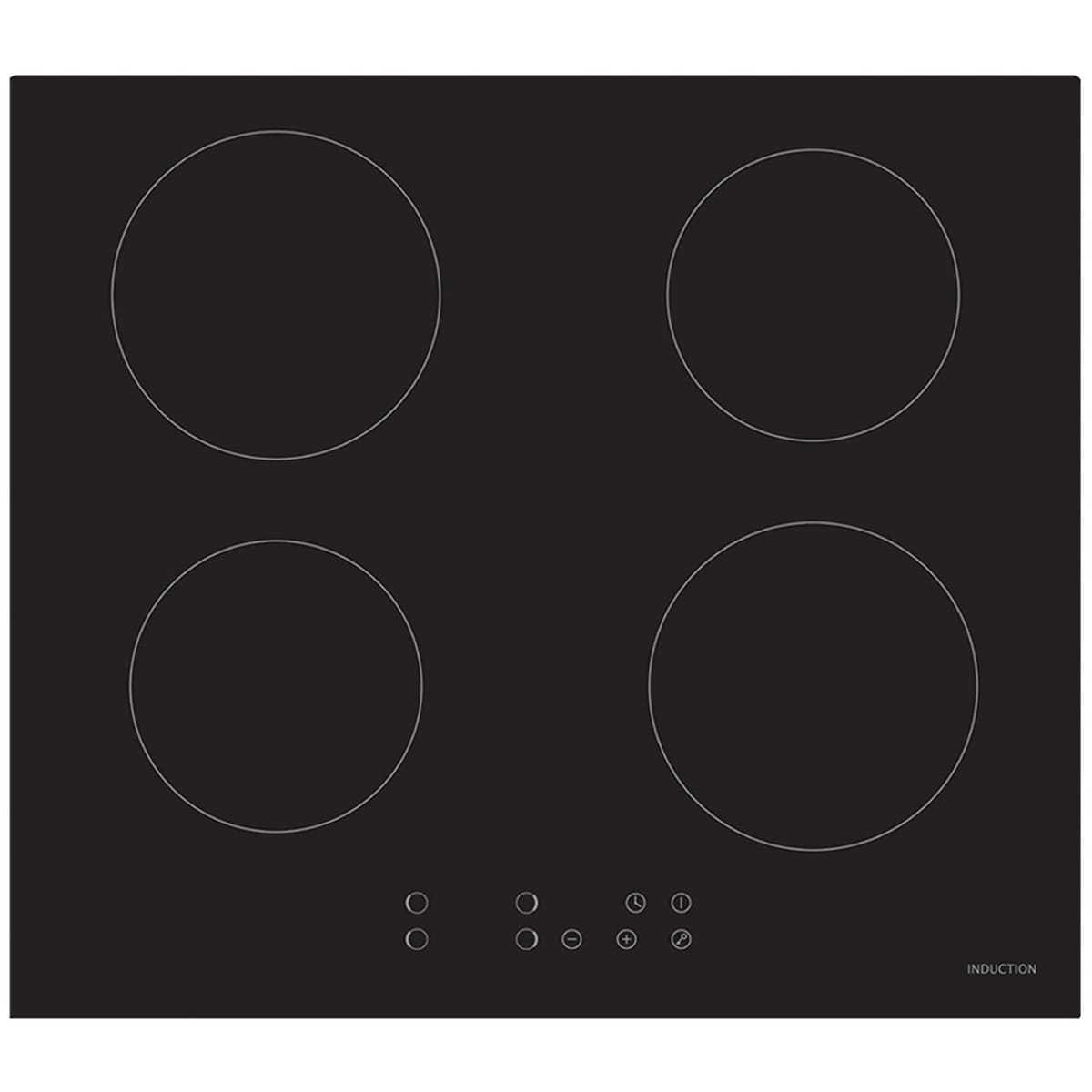 limit plaque de cuisson induction 60cm 4 foyers liki59 achat plaque de cuisson induction. Black Bedroom Furniture Sets. Home Design Ideas