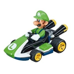 carrera go luigi voiture circuit nintendo mario kart 8 pas cher achat vente circuits. Black Bedroom Furniture Sets. Home Design Ideas