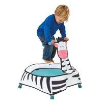 Trampoline enfant Zebra