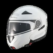 Flagtrip - Casque Target Uni Blanc
