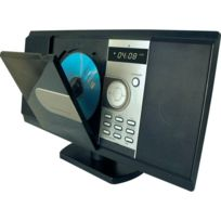 INOVALLEY - Chaine hifi - Extra Plate