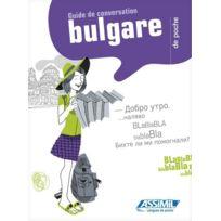 Assimil - Guides De Conversation ; Bulgare de poche