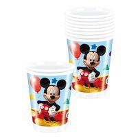 Marque Generique - Gobelets Mickey x8
