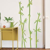 Nouvelles Images   Sticker Mural Bambous
