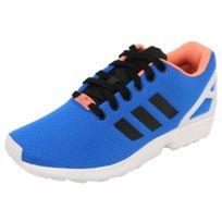uk availability c7b83 e4892 Adidas - ZX FLUX M BLU - Chaussures Homme Multicouleur 36