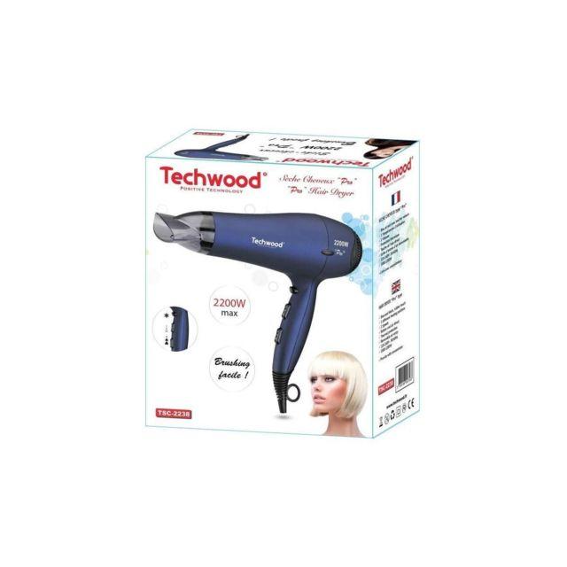 Techwood Tsc 2238 Seche cheveux pas cher Achat Vente