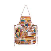 BONITA - tablier toile cirée avec poche pour enfant - 5024106-49v/01