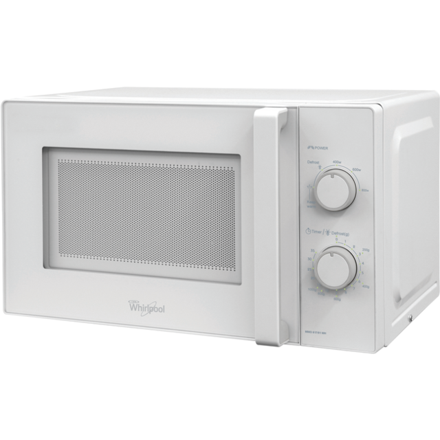 Whirlpool - Four à micro-ondes MWO617WH01 blanc