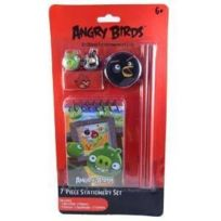 Angry Bird - Set papeterie 7 pièces